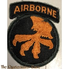 Sleeve badge 17th Abn Division