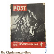 Magazine Picture Post Vol 27 No 6 , may 12, 1945