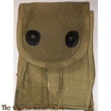 "Tas 2 magazijnen ""LONG"" COLT M1911 WW1  (Pouch 2 clips COLT M1911 WW1)"