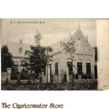 Ansicht mobilisatie 1914 R.K. Militairen-Vereeniging, Breda