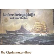 Unsere Kriegsschiffe und ihre Waffen