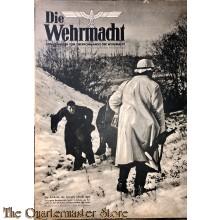 Magazine Die Wehrmacht 6e Jrg no 3, 28 jan 1942