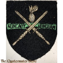 Blazer badge Korps Commando