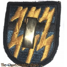 Beret flash 12 Special Forces Group 2nd Lt