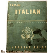 TM 30-303 ITALIAN Language Guide 1943