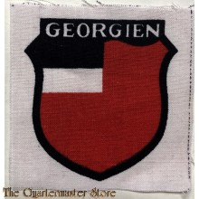 Ärmelabzeichen  'Georgien Legion' (Sleeve shield Georgian Legion)