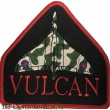 Blazer badge Vulcan