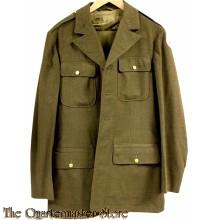 Class A four pocket dress tunic  WWII U.S. Army General Headquarters GHQ Reserves