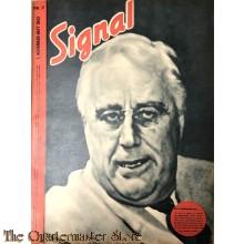 Zeitschrift Signal D no 21,  november 1943