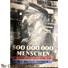 500.000.000 menschen - De oorlogsinspanning van het Britsch Imperium 1945