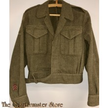 Battle dress blouse P40 (dated 1944)