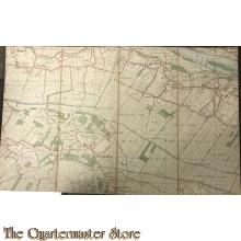 Topografische Landkaart Bergharen no 532