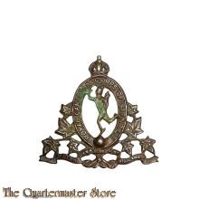 Cap Badge , The Royal Canadian Corps of Signals (RCCS)
