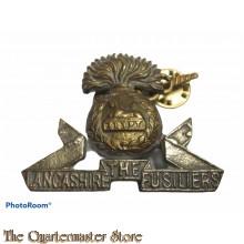 Cap badge the Lancashire Fusiliers