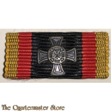 Award Ribbon Bundeswehr Cross of Honor silver