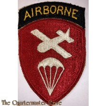 Sleeve patch US Army Airborne Command
