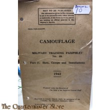 Pamphlet  no 46 Canada Camouflage part 3