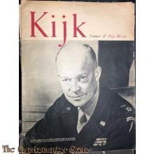 2 maandelijks blad Kijk no 17 (Generaal Eisenhower)