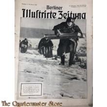 Berliner illustrierte Zeitung no 4 25 Jan 1940
