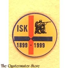 Revers pin ISK 1899-1999 100 jaar (Harskamp)