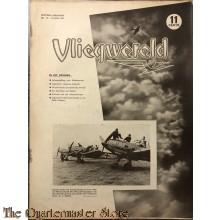 Vliegwereld jaargang 7 ,no 12 ,  15  juli 1941