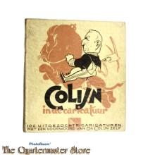 Colijn in de caricatuur 1936