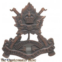 Cap badge Fusiliers du St Laurens