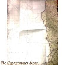 Topografische Landkaart Sneek W. no 10