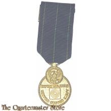 Medaille miniature Expert Rife Marksmanship US Navy (Expert rifle Marksmanship miniature Medal US Navy)