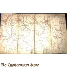 Topografische Landkaart Haren no 552
