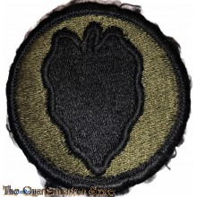 Mouwembleem 24th Infantry Division Subdued (Sleeve patch 24th Infantry Division)
