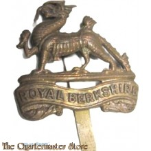 Cap badge Royal Berkshire Regiment (Princess Charlotte of Wales's)