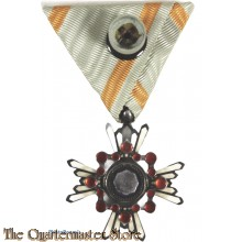 Japan - Order of the Sacred Treasure 4th class