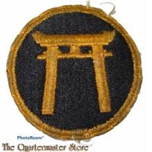 Mouwembleem Ryukyu's Command (RYCOM)  (Sleeve badge Ryukyu's Command (RYCOM) )