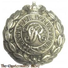 Cap badge Victorian Royal Engineer Volunteers