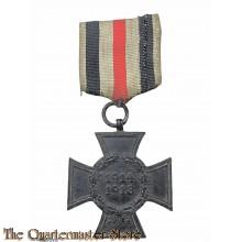 Ehrenkreuz für witwen   (Windows Hindenburg Cross 1914-18) G & S