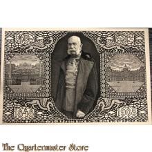 Postkarte/Postcard Franciscus Josephus 1848 to 1908 Anniversary