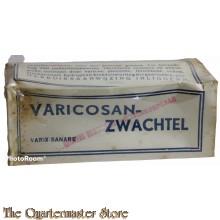 Verpakking Varicosan zwachtel 1940