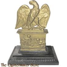 France - Desk ornament (Vaandel bekroning Frans ?)