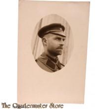 Photo karte unter officier wk1