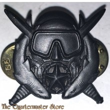Army special operations diving supervisor badge GVT