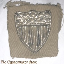 WW2 Coast Guard bullion CPO arm shield