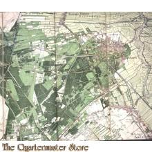 Topografische Landkaart Soestdijk no 407
