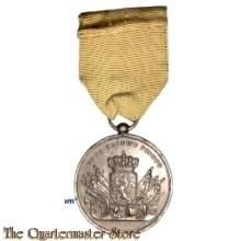 Medaille voor Langdurige Trouwe Dienst in brons 12 jaar (37 mm)
