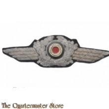 Kokarde fur LW Schirmmütze (Cap-wreath for Luftwaffe  officers visor-cap)