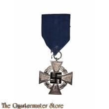 Treudienst Ehrenzeichen in Silber Für Treue Dienste (Medal for fiathfull service in silver)