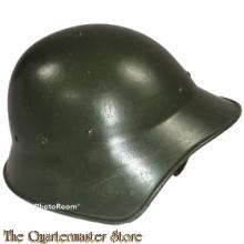 Helm Zwitserland M18/46 Zivilschutz  (Helmet Swiss M18./46 Civil Defence)