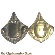 Schouder emblemen Regiment Infanterie
