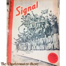 Zeitschrift Signal F no 13,  julliet 1943