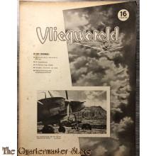 Vliegwereld jaargang 9,no 13  blz 193-208, Haarlem 1  juli 1943